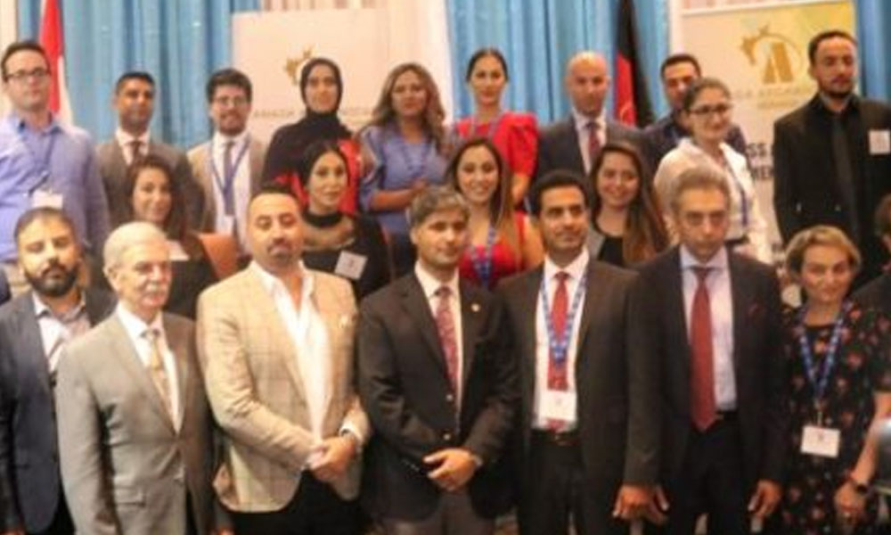 EHSANOLLAH BAYAT, FOUNDER AND CHAIRMAN OF THE BAYAT GROUP RECEIVES LEADERSHIP AWARD FROM CANADA-AFGHANISTAN BUSINESS COUNCIL