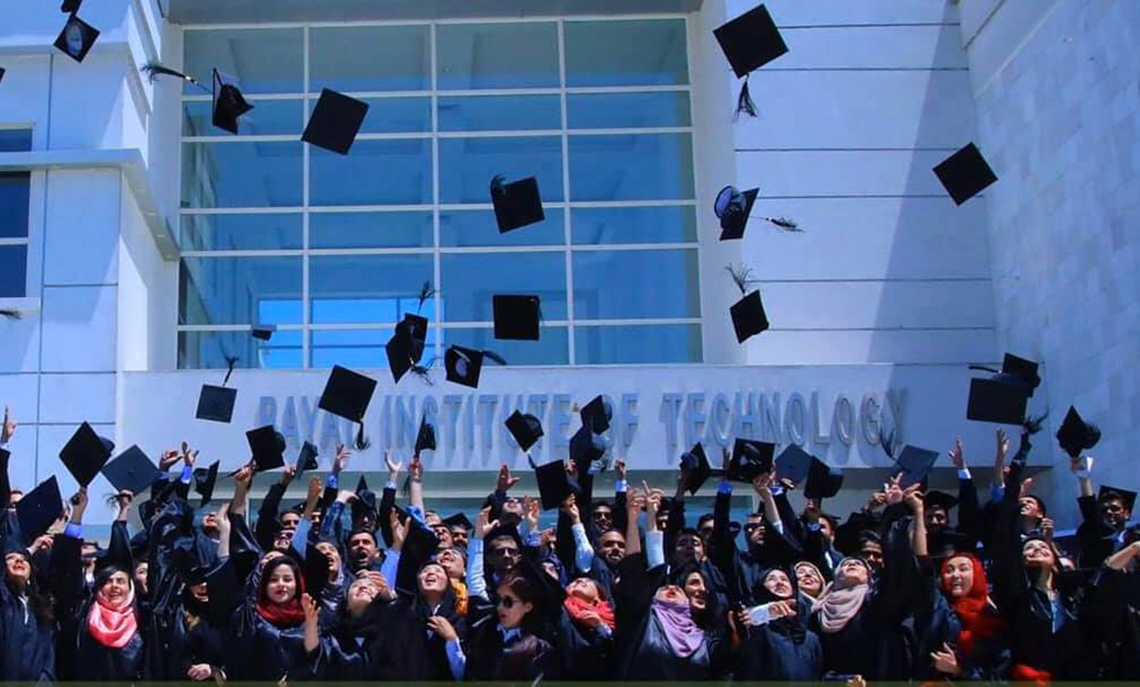 BAYAT FOUNDATION LAUNCHES THE BAYAT SCHOLARS PROGRAM AT THE AMERICAN UNIVERSITY OF AFGHANISTAN