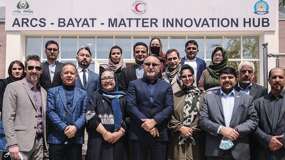 TRANSFORMING EDUCATION THROUGH TECHNOLOGY - The Bayat Foundation Innovation Hub