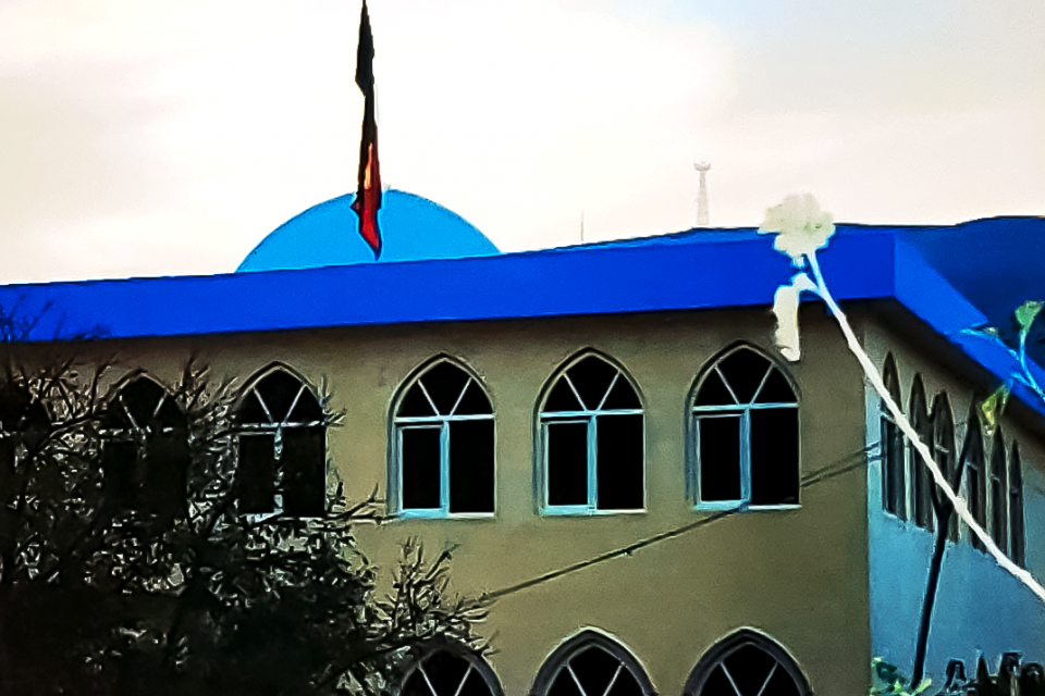 Baghlan Mosque