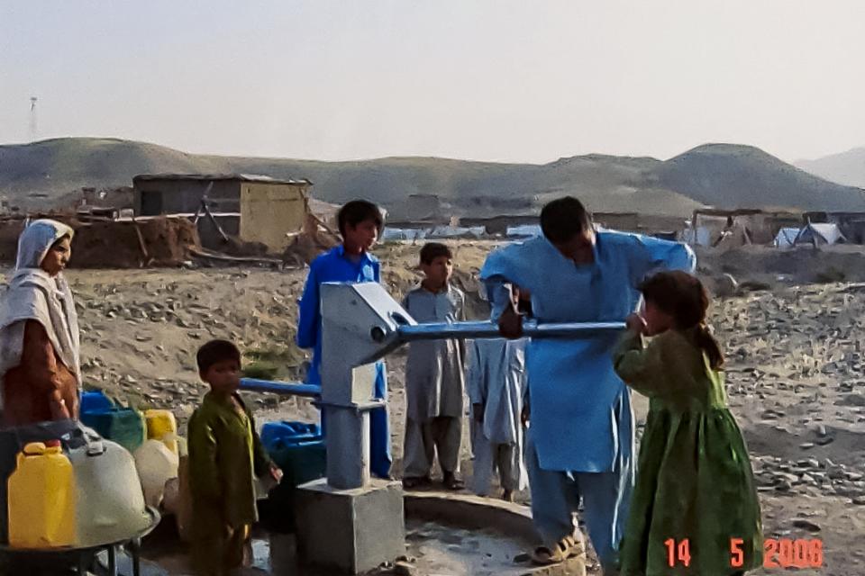 Water Well in Nangarhar