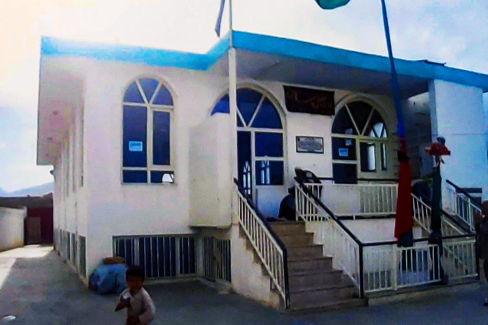 Abolfazl Mosque Kabul